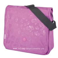 Сумка на ремне be.bag Flower Splash Purple
